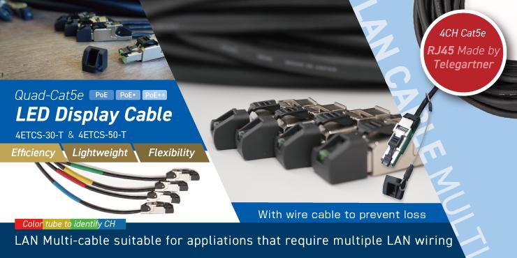 LAN Cable MULTI
