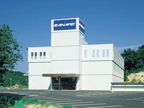 カナレ電気本社
